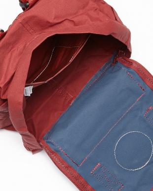 Royal Blue Ox Red  Kanken Miniバックパック見る
