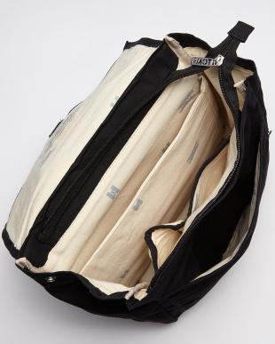 Navy  Trekker Waxed Canvas Backpack見る