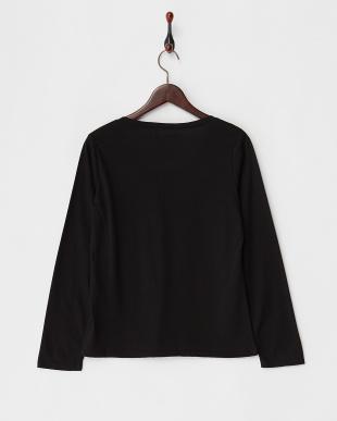 ブラック  DAISロングTシャツ見る