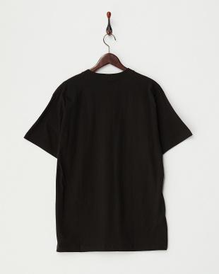 BLACK  カッコワードBIG Tシャツ見る