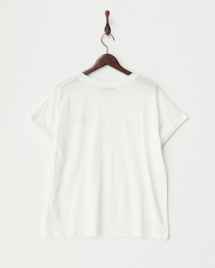WH  VネックポケットTシャツ見る
