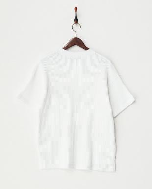 WH  ビッグワッフルポケットTシャツ見る
