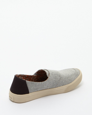 Grey Chambray Dot ALTAIRS SLIP-ON見る