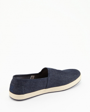 Dark Denim AVALON SLIP-ONS見る