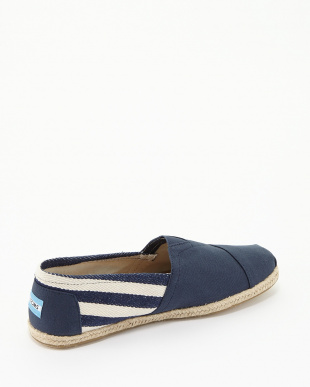 Navy Stripe  UNIVERSITY CLASSICS見る