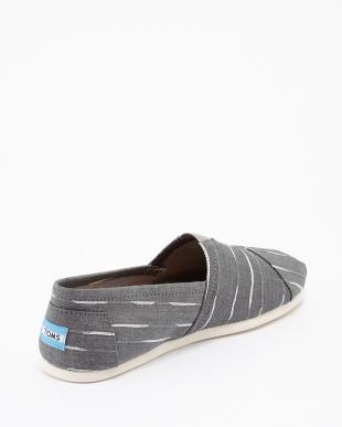 Grey White Mini Stripe SEASONAL CLASSICS見る