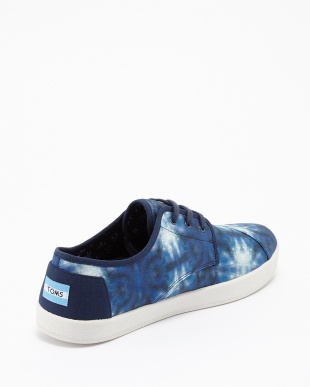 Blue Tie Dye PASEO TOMS×OCEANA SEA TURTLES見る