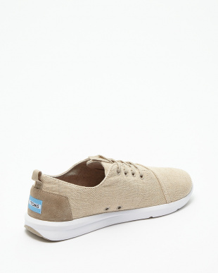 Natural  Burlap DEL RAY SNEAKERS見る