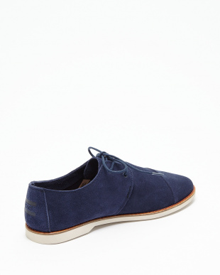 Navy  Suede HENSLEY LACE-UP見る