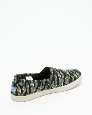 Tiger Stripe Camo  AVALON SLIP-ONS JAPAN SMU見る