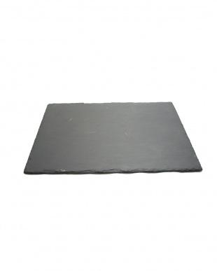 ブラック天然スレート 25×25cm見る