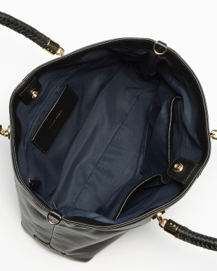 ブラック  BENSON SMALL CROSSBODY SOFT TOTE見る