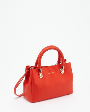 CITRUS RED  BENSON SMALL TOTE II見る