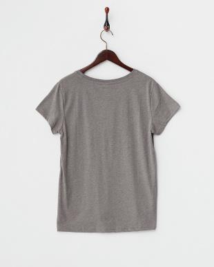 GRY  FOUNTAIN リフレクターロゴTシャツ見る