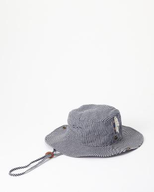 HIC  BREAK OF DAY コットンウエスタン帽見る