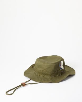 OLV  BREAK OF DAY コットンウエスタン帽見る