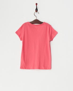 ピンク  RG BASIC CREW CHASER プリントTシャツ見る