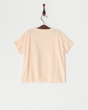 オレンジ REMIND ME SHINE ON M プリントTシャツ見る