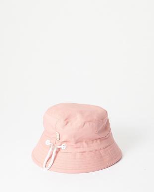 ピンク SUMMER BOBBY ハット見る
