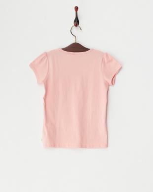ピンク FRUIT FLAVOURS TEE プリントTシャツ見る