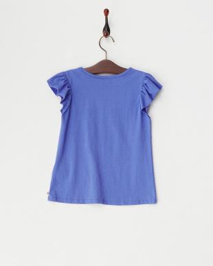 ブルー ENDLESS DREAM TEE プリントTシャツ見る