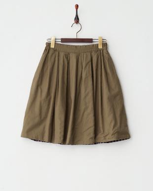 NAVY リバーシブルスカート見る