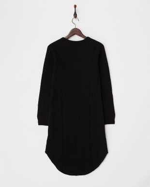 BLACK  WOOL THERMAL ONE PIECE見る