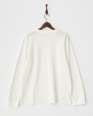 WHITE  EVER L/S TEE見る