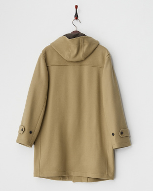 CAMEL  SUPER100 S DUFFLE COAT見る