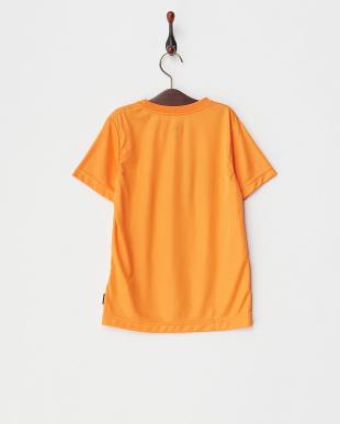 オレンジ  COPAWOUMBA SURF KIDS サーフTシャツ見る