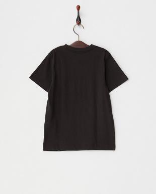 ブラック  VOLTAGE KIDS プリントTシャツ見る