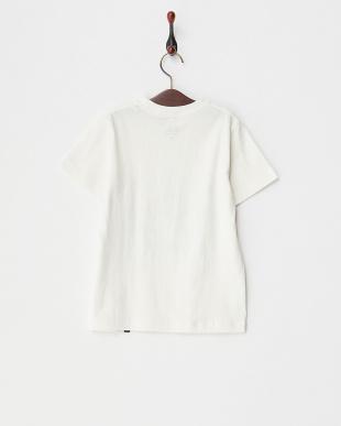 ホワイト  SEAGULL RAISERS KIDS プリントTシャツ見る