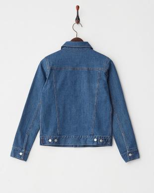 ウォッシュドブルー  Denim jacket見る
