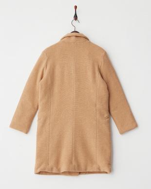キャメル  wool chester coat見る