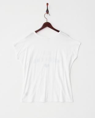 ホワイト  LA WEEKEND Tシャツ見る