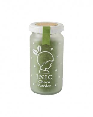 INICチョコパウダー 抹茶×ワイルドベリー・2種セット見る