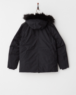 ブラック  M DECK PARKA  SYNTHETIC D見る