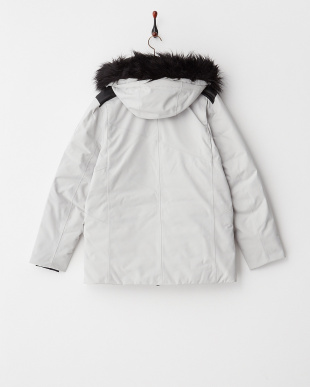 ライトグレー  M DECK PARKA  SYNTHETIC D見る