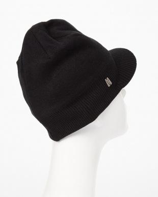 ブラック  M VRADAR  HAT見る