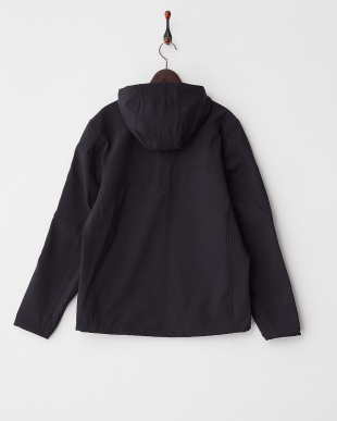 ブラック 1  M PATSCH  SOFTSHELL JACKET見る
