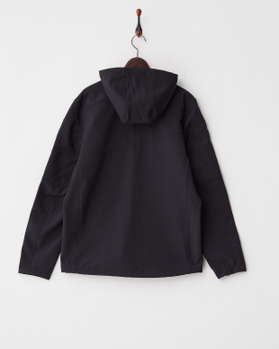 ブラック 2  M PATSCH  SOFTSHELL JACKET見る