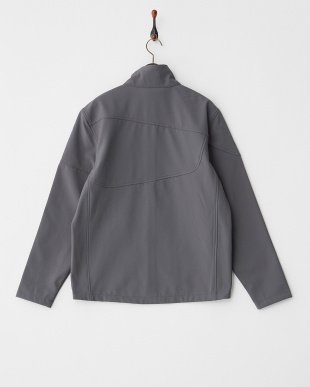グレー  M FRESH AIR  SOFTSHELL JACKET見る
