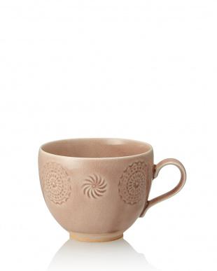 Pink×Pink  Stamp マグカップ(400mL)2点セット見る