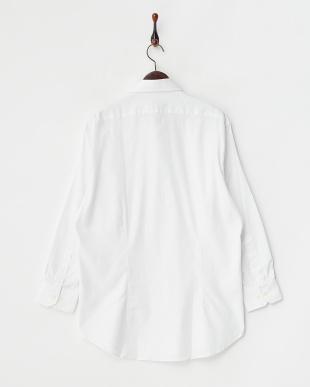 白ドビー ボタンダウンワイシャツ見る