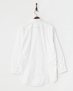 白ドビー レギュラーカラーワイシャツ見る