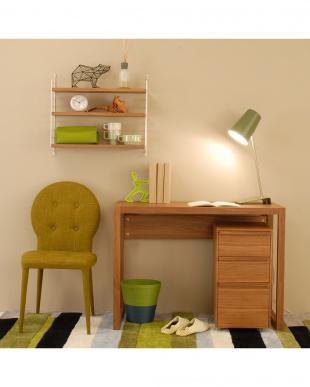 green FRANDSEN - fez テーブルランプ見る