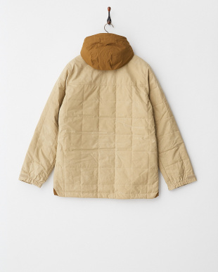 Waxed Tan/Leather Analog Abandon Jacket見る