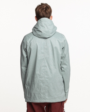 Atlantic Blue/Moss Analog Shoreditch Jacket見る