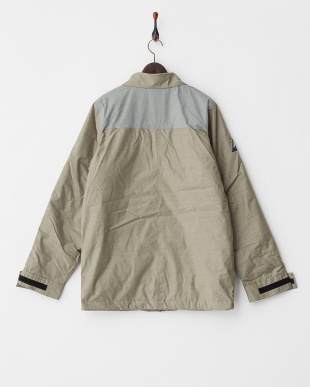 Moss Green/Reflect  Analog Feud Jacket見る