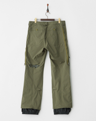 Moss Green Analog Anarchy Pant見る